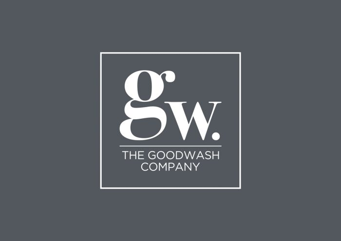 Goodwash company logo