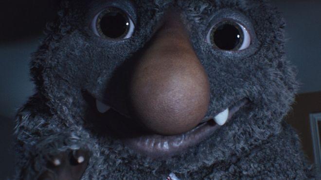 John Lewis monster under the bed